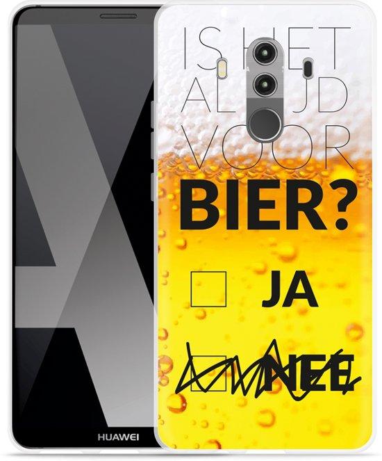 Huawei Mate 10 Pro Hoesje Is het al tijd voor bier?