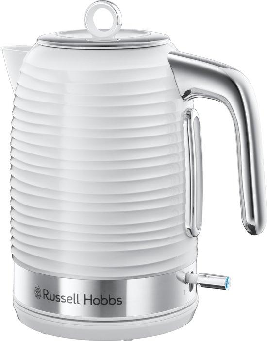 Russel Hobbs Waterkoker.Russell Hobbs 24360 70 Inspire Waterkoker Wit
