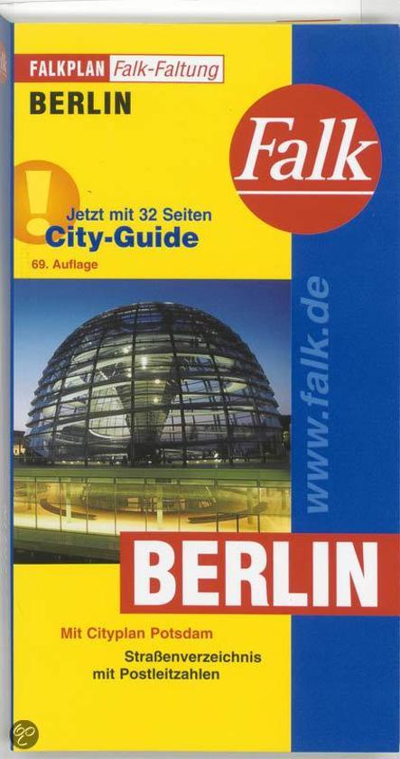 Falkplan Berlin