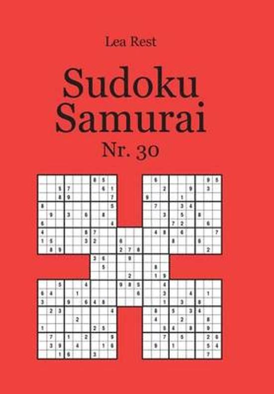 Sudoku Samurai Nr. 30