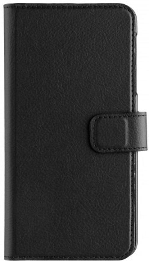 XQISIT Slim Wallet for Moto Z black