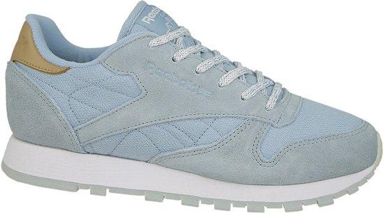 Sea Maat Sneakers Reebok Worn Classic Blauw 37 Dames qxS66zvw8