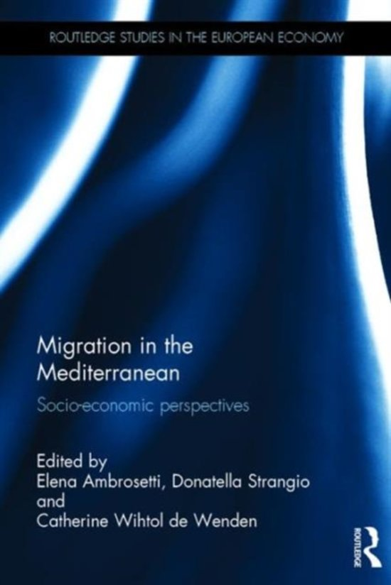 Migration in the Mediterranean