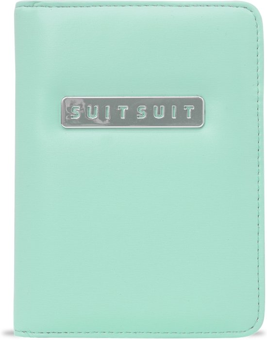 SUITSUIT Fabulous Fifties Paspoorthoes - Luminous Mint