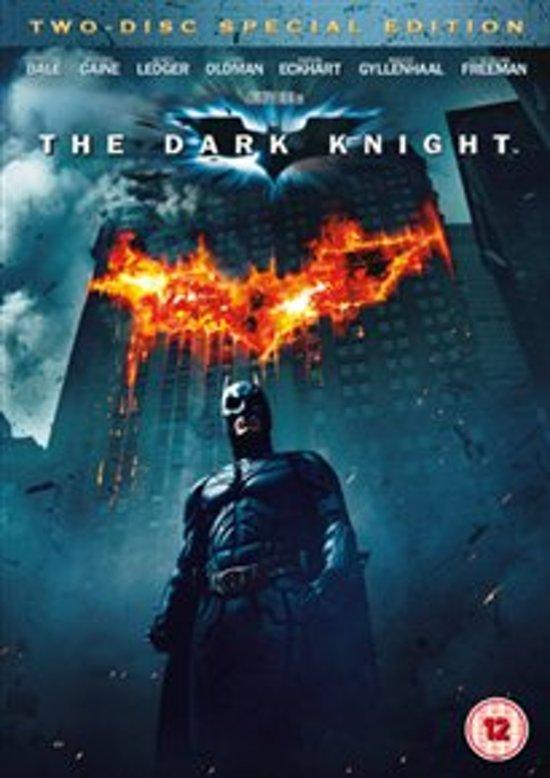 Cover van de film 'Batman - Dark Knight'