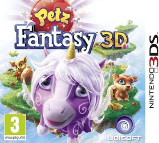Petz: Fantasy 3D - 2DS + 3DS