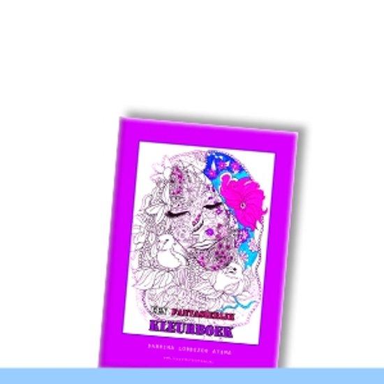 Een fantasierijk kleurboek - Sabrina Lobbezoo Atsma |