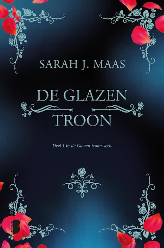 Glazen troon 1 - De glazen troon