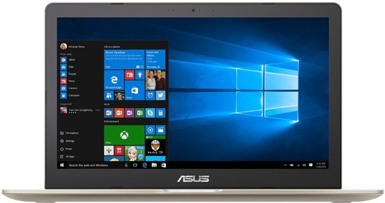 Asus VivoBook Pro N580VD-FY235T-BE - Laptop - 15.6 Inch - Azerty