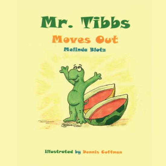 Mr. Tibbs Moves Out