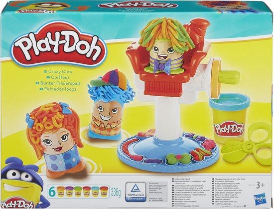 Play-Doh Knettergekke Kapsalon - Klei