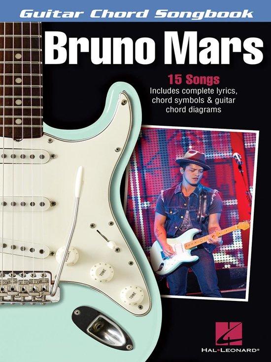 Bol Bruno Mars Guitar Chord Songbook Ebook Bruno Mars