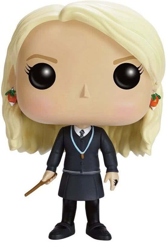 Merchandising HARRY POTTER - Bobble Head POP N° 14 - Luna Lovegood
