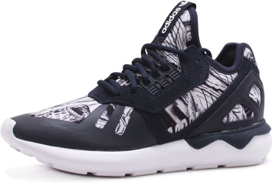 adidas tubular runner zwart