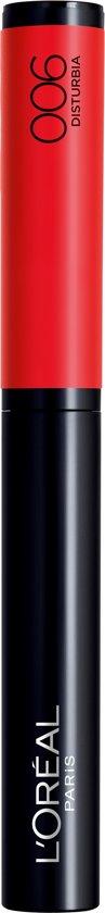 L'Oréal Paris Infaillible Matte Max - 006 Disturbia Rood - Lippenstift