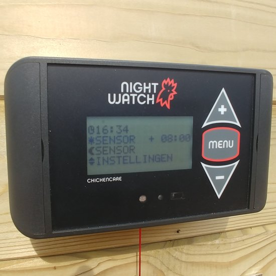 Nightwatch REMOTE - Automatische hokopener voor kippen