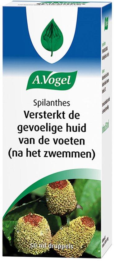 A.Vogel Spilanthes - 50ml druppels - Voedingssupplement