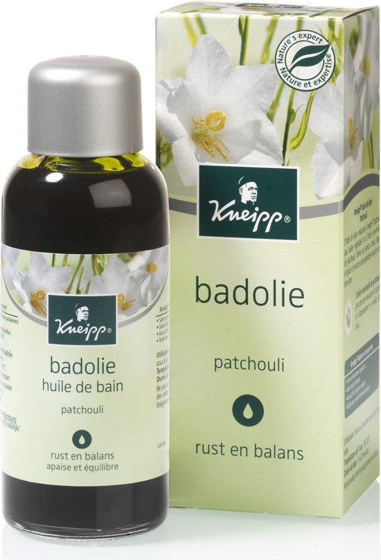 Kneipp Patchouli - 100 ml - Badolie