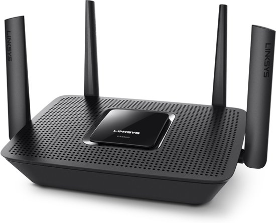 Linksys EA8300 AC2200 TRI-BAND MU-MIMO Wireless Gigabit Router w/ Smart WiFi app