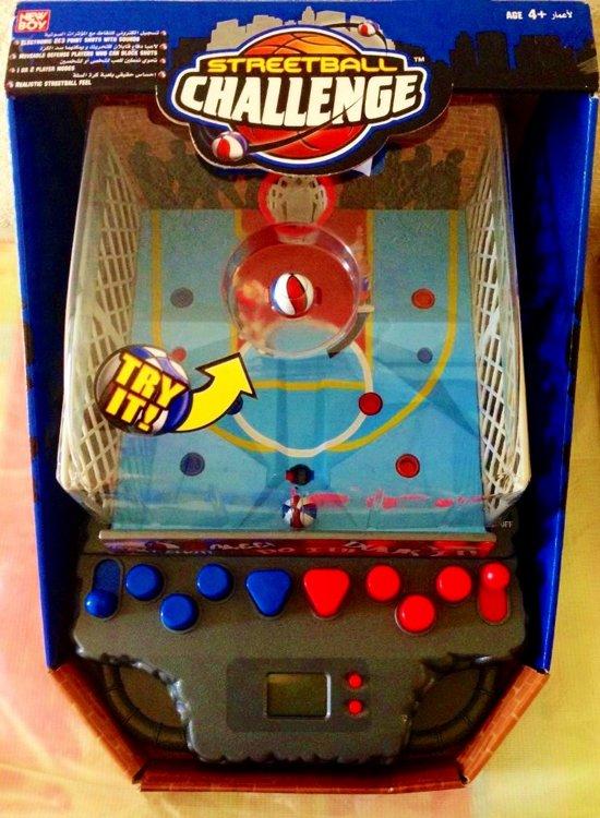 Afbeelding van het spel Streetball challenge