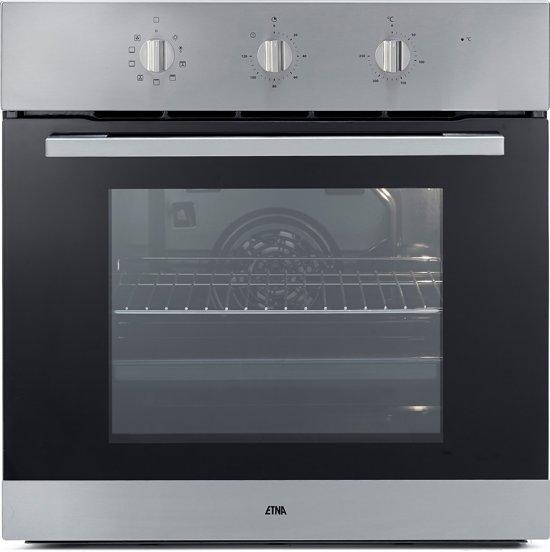 ETNA OM165RVS - Inbouw Oven - RVS