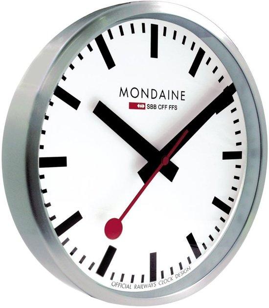 Mondaine Swiss Railways Wandklok à 25 cm