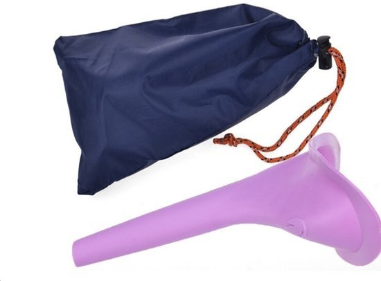 Plastuit Voor Vrouwen - Plaskoker - Urinelle - Herbruikbaar
