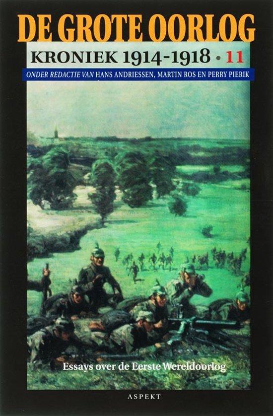 De Grote Oorlog, kroniek 1914-1918 11