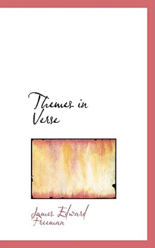 Themes in Verse