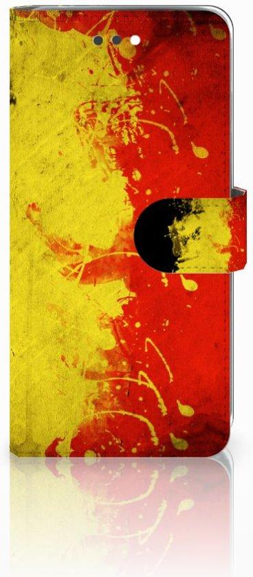 Apple iPhone 7 Plus Uniek Design Belgische Vlag in Zwijndrecht