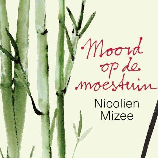 Boek cover Moord op de moestuin van Nicolien Mizee (Onbekend)