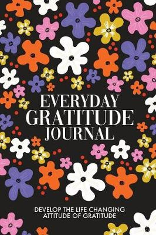 Gratitude Journal: Mindfulness Activity Book and Lined Journal - 110 Pages, 6x9