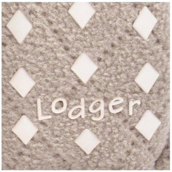 Lodger Babyslofjes - Slipper Scandinavian  - Gebroken wit - 0-3 mnd
