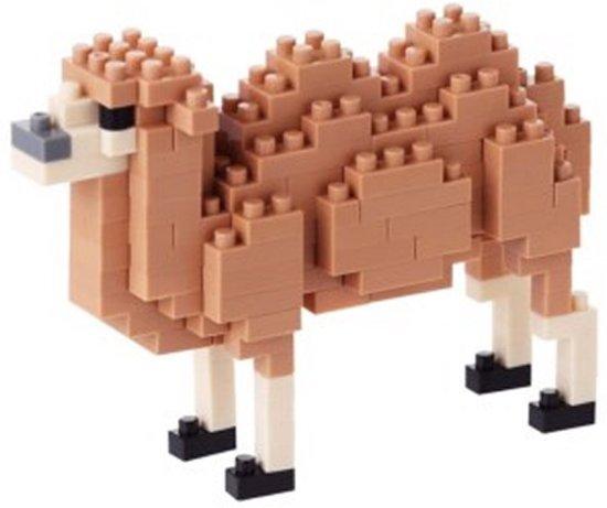 Nanoblock Bactrian Camel  NBC-139 (kameel)