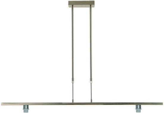 Hanglamp H7302S Tessuto Staal 2xE27