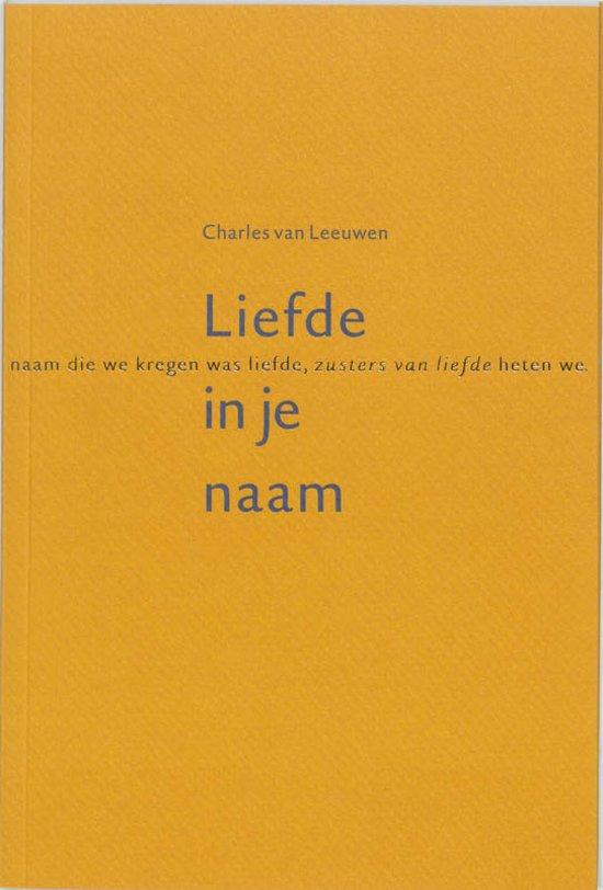Liefde In Je Naam - C. van Leeuwen pdf epub