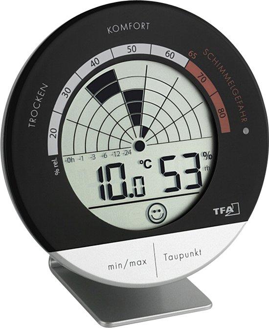 TFA 30.5032 schimmel radar digitale Thermo-Hygrometer