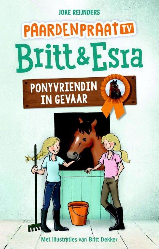 Paardenpraat tv Britt & Esra - Ponyvriendin in gevaar