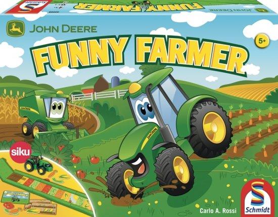 Afbeelding van het spel John Deere Funny Farmer Indoor actiespel