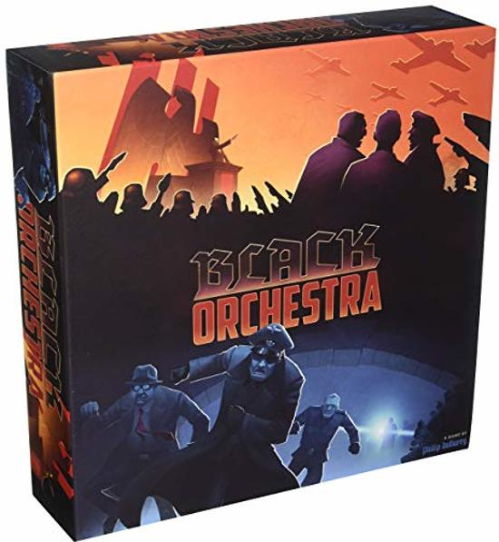 Black Orchestra 2nd Edition Bordspel (Engelstalig)