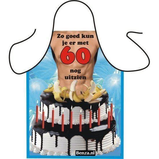 60 jaar grappig bol.| 60 Jaar   Sexy Grappig Leuk Schort Keukenschort met  60 jaar grappig