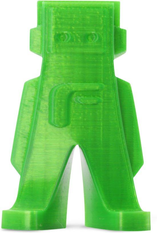 HDglass - See Through Green - 175HDGLA-STGRE-0750 - 750 gram - 195 - 225 C