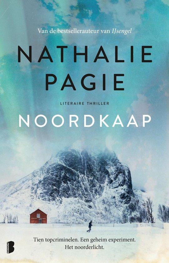 Boek cover Noordkaap van Nathalie Pagie (Onbekend)
