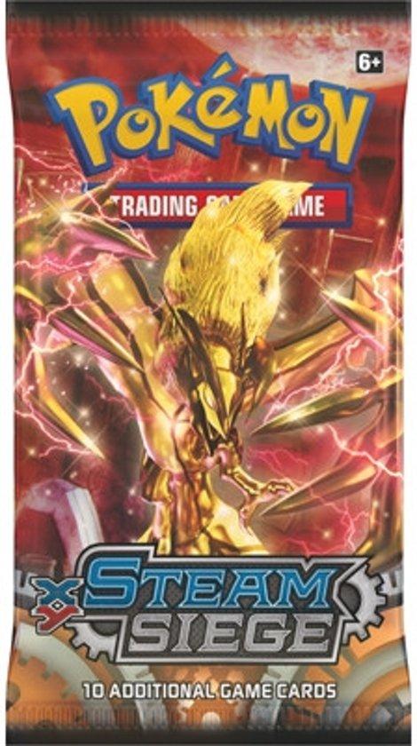 Thumbnail van een extra afbeelding van het spel Pokemon kaarten booster XY11 Steam Siege