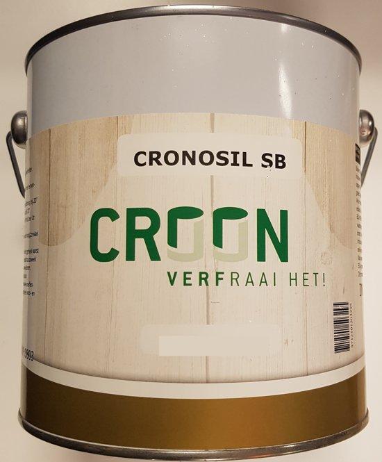 Cronosil SB Aflak Hoogglans 2.5L - Geldersblauw