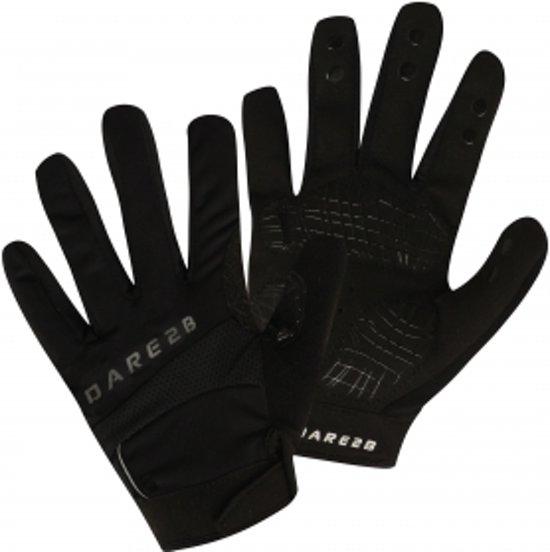 Dare2b Mens Seize Glove Sporthandschoenen - Heren - Zwart
