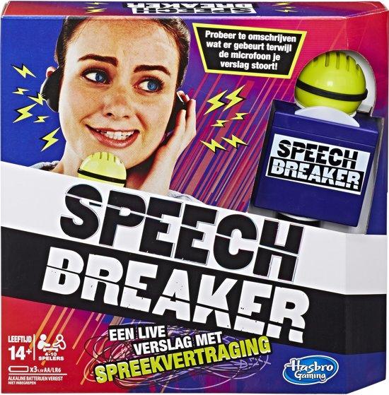 Speech Breaker - Actiespel