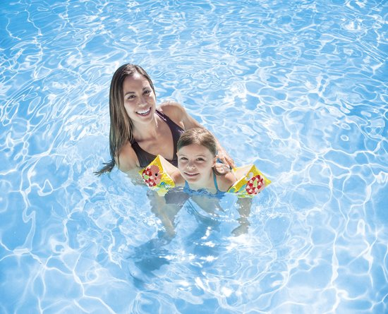 Intex Zwemvleugels Tropical 3-6 Jaar