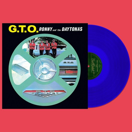 G.T.O. + 4