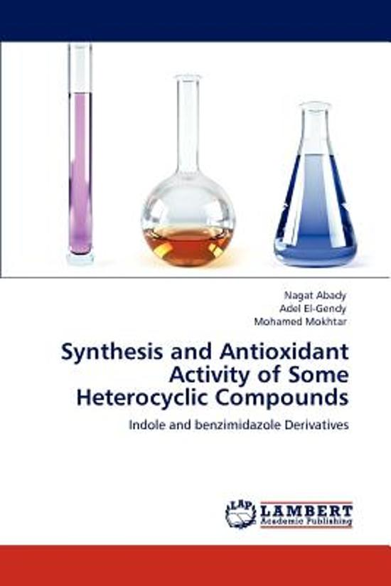 Synthesis and Antioxidant Activity of Some Heterocyclic Compounds
